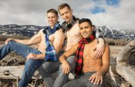 Wyoming Getaway Part 2 – Derick, Asher & Deacon