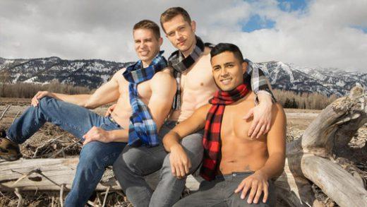 Wyoming Getaway Part 2 – Derick, Asher & Deacon
