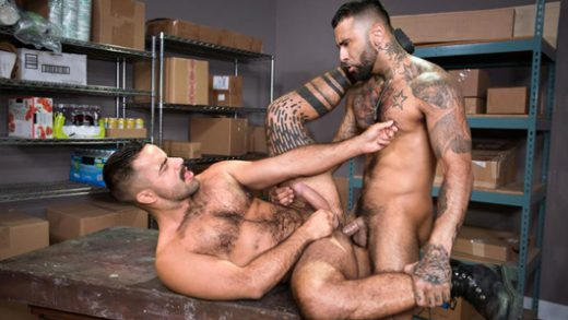 24 Hour Boner – Rikk York & Teddy Torres