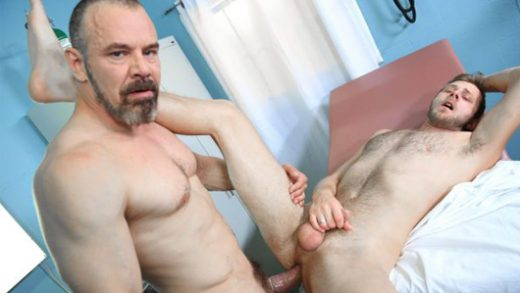 Doctor's Fat Cock - Max Sargent & Chandler Scott