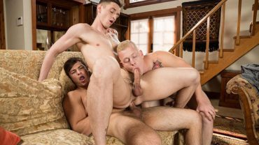 Love in the Raw – Charlie Pattinson, Lance Ford & Leo Luckett