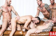 Raw Double Penetrations 07 – Jam Packed – Raw Double Fucking – Ben Batemen, Brock Magnus, Ruslan Angelo & Damon Heart