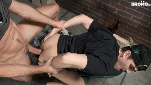 Bareback Slide - Pierce Paris & Jack Hunter