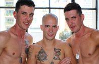 Jacob Stax, Michael Stax & Richard Buldger