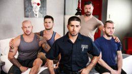 Fugitives pt.3 – Diego Sans, Tristan Jaxx, Allan Lucas, Colton Grey & Sean Duran