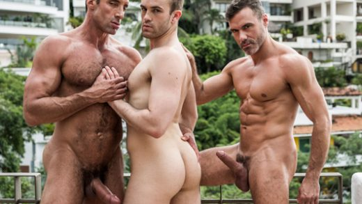 Fit As Fuck - Manuel Skye, Nick Capra & Jackson Radiz