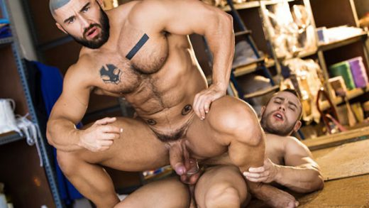 Heart's Desire - Diego Reyes & Francois Sagat