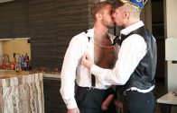 Happy New Year – Connor Halsted & Wesley Woods
