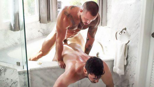 Full Tilt Fuck - Billy Santoro & Michael Roman