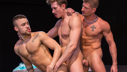 Vice – Sean Maygers, Jack Hunter & Beaux Banks