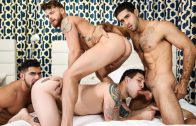 Brandons Bareback Return – Brandon Cody & Dante Colle
