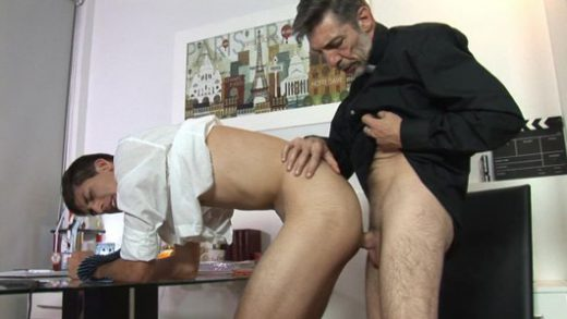 Bareback Punishment - Father Ruben & Lance