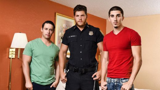 Dick Patrol pt.2 - Ashton McKay, Tobias & Damien Kyle