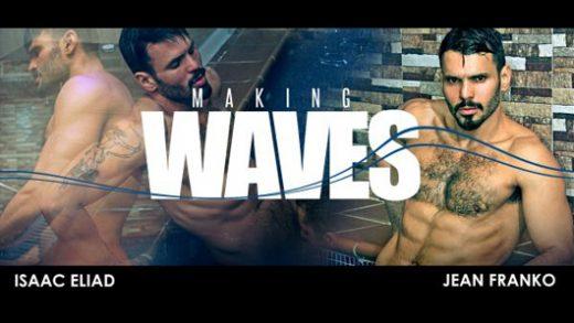 Making Waves - Jean Franko & Isaac Eliad