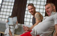 Dudes In Public 17 – Risky Massage – Manuel Skye & Kit Cohen