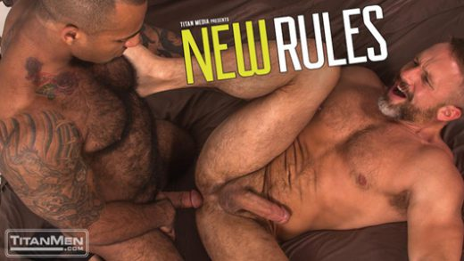 New Rules – Dirk Caber & Daymin Voss