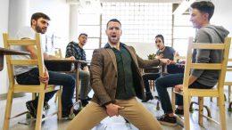 Ass Controller Part 7 – Alex Neveo, Ethan Chase, Kit Cohen, Peter Pounder & Zack Hunter