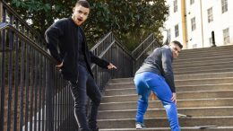 Pranksters Part 5 – Beaux Banks & Damien Stone