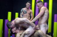 Breeding Brian Bonds – Saxon West, Jace Chambers, Jack Andy & Brian Bonds