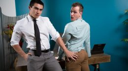 Office Offenders – Axel Kane & Blake Hunter