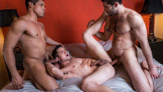 Up The Ass - Ben Batemen, Alejandro Castillo & Dakota Payne