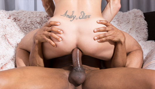 Garotos Raw – Carlos Leao and Andy Star
