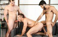 2 Becomes 3 – Diego Sans, Allen Lucas & Jake Porter