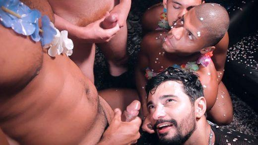 Baile de Carnaval Gay 2018 Parte 2