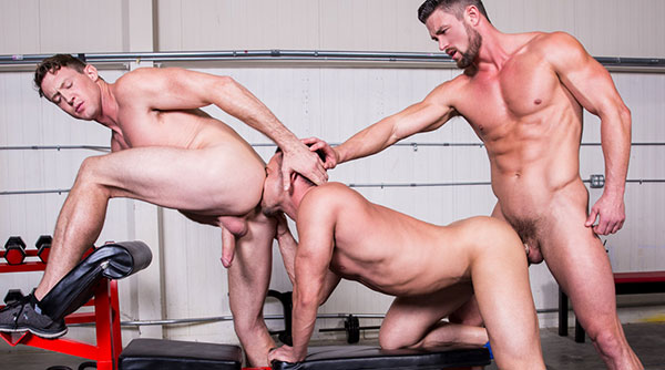 Spot Me – Ryan Rose, Josh Conners & Pierce Paris