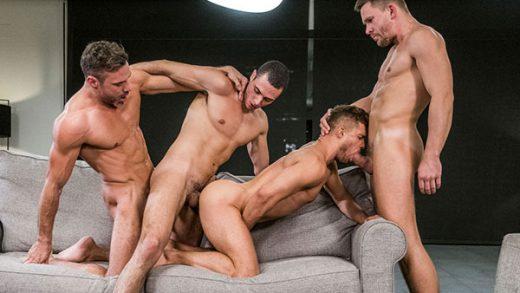 Up the Ass - Manuel Skye, Andrey Vic, Javi Velaro & Klim Gromov