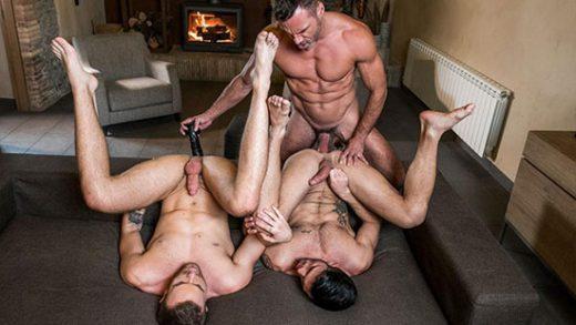 Fag Fuckers - Manuel Skye, Jackson Radiz & Andy Star