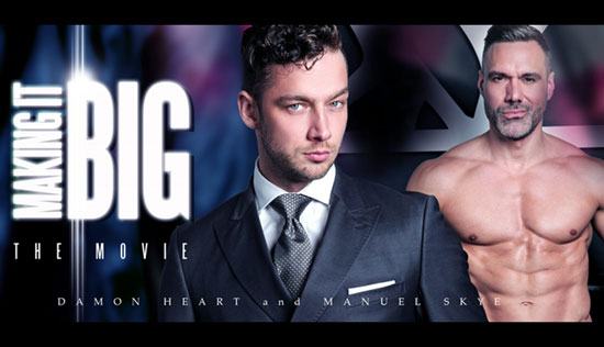 Making It Big: The Movie – Damon Heart & Manuel Skye