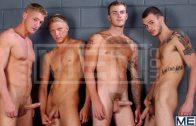 The Slammer – Cliff Jensen, Christian Wilde, Gavin Waters & Phillip Aubrey