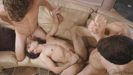 Dane, Elian & Max Threeway