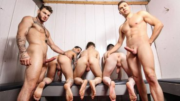 Snap Part 2 – Ethan Chase, Jordan Fox, Pierre Fitch, Thyle Knoxx & William Seed