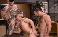 Sexual His ASSment 2 – Jaxton Wheeler, Teddy Bryce & John Magnum