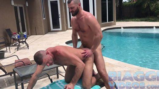 Pool Fuck - Clay Towers & Jake Morgan