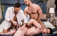 Rico Marlon's Raw Orgy – Dylan James & Michael Roman