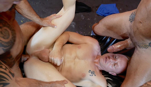 Big Daddy Dicks – Saxon West, Jon Galt & Vic Rocco