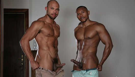 Casting Couch – Santi Sexy & Bela Barbell