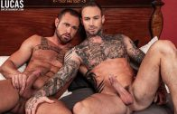 Rico Marlon's Raw Orgy – Dylan James & Michael Roman