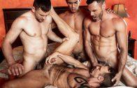 Zapped, Drilled & Fucked – Diego Lauzen, Geordie Jackson, Klim Gromov & Yuri Orlov