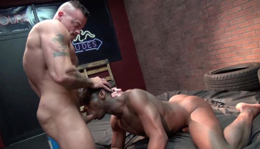 Cumming Inside Parker's Ass – Sean Duran & Parker Payne