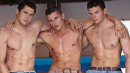Manuel Rios, Brandon Manilow & Zeke