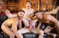 Daniel, Jackson, Sean & Deacon