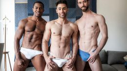 Big Black Dicks – Jason Cox, Lucas Leon & Sean Xavier