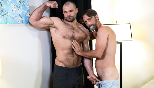 Big Muscle For Big Cock – Joe Parker & Jaxx Thanatos