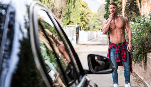 The Hitchhiker – Max Konnor & Skyy Knox