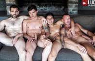 Daddies And Bros Raw – Dakota Payne, Ken Summers, Logan Rogue & Max Arion