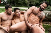 Uncut In The Great Outdoors – Dani Robles & Tomas Brand